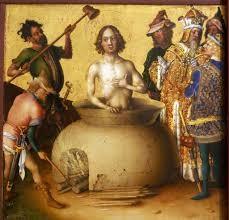 Stefan Lochner (1400 or 1410 – 1451) Was a German painter